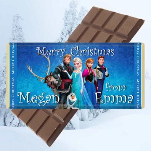 Frozen Personalised