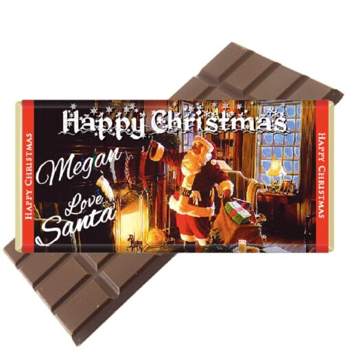 personalised-chocolate-bar-from-santa