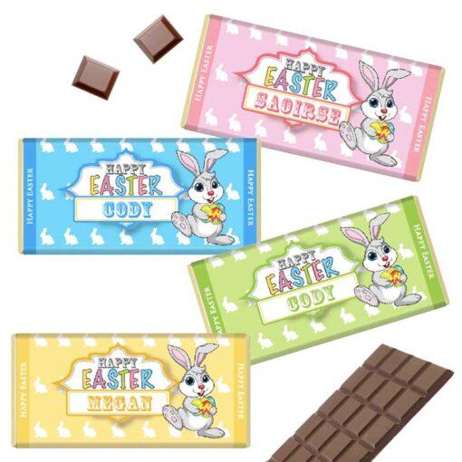 Personalised Easter Chocolate