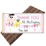 1 Teacher-Owl-Pink-Chocolate Bar