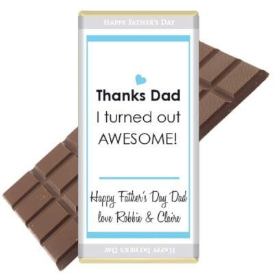 Fathers-Day-Awesome Chocolate