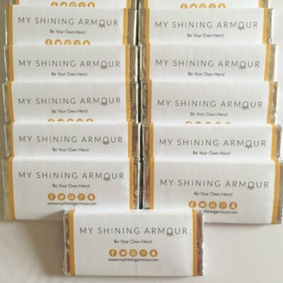 My Shining Armour Chocolate Bars