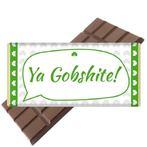 Ya-Gobshite-Chocolate Bar