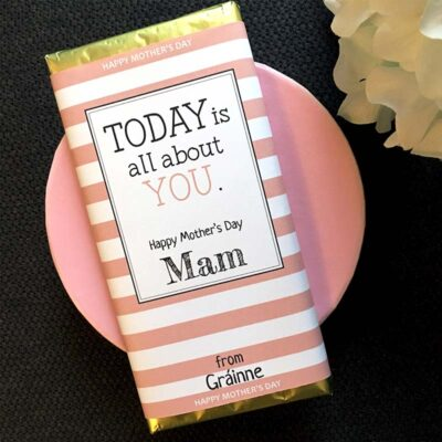 Today is all about you Mothers Day