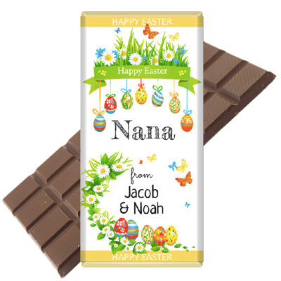 Spring-Easter-Chocolate Bar