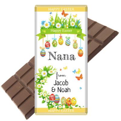Spring-Easter-Chocolate Bar