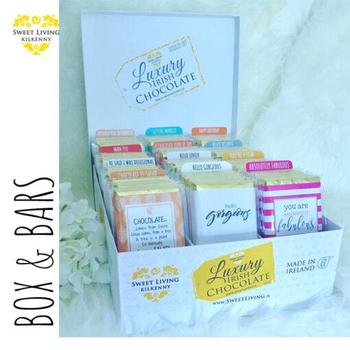 box-and- chocolate bars