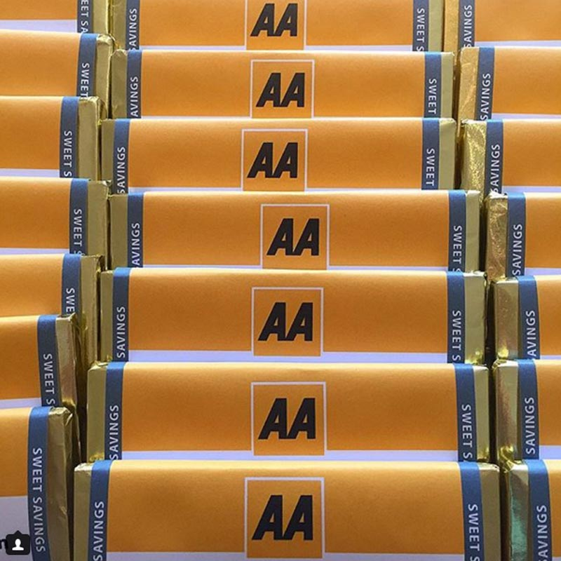 AA-Chocolate Bars