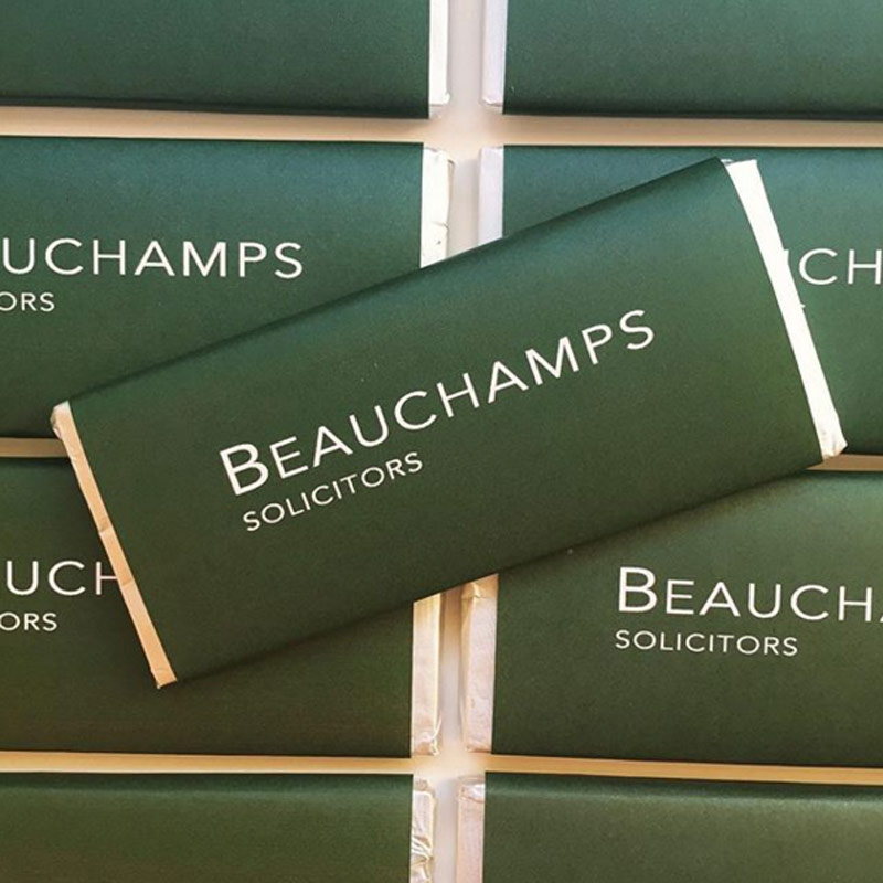 Beauchamps Chocolate Bars