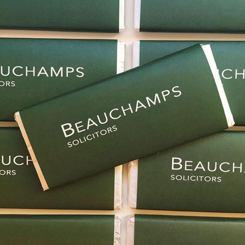 Beauchamps Chocolate Bars