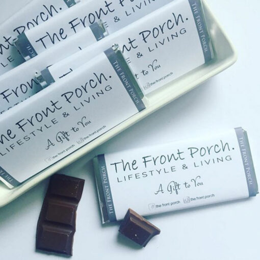 The Front Porch Chocolate Bars