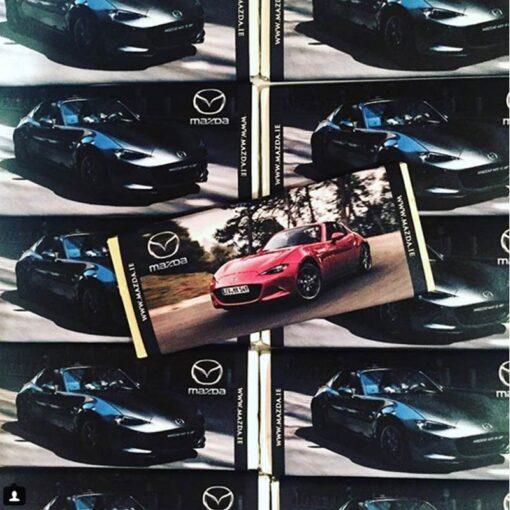 Mazda Chocolate Bars