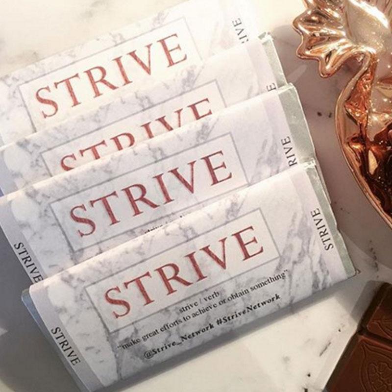 Strive Chocolate Bars