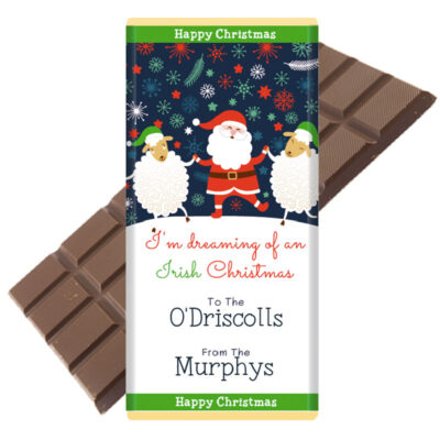 Irish Christmas Chocolate