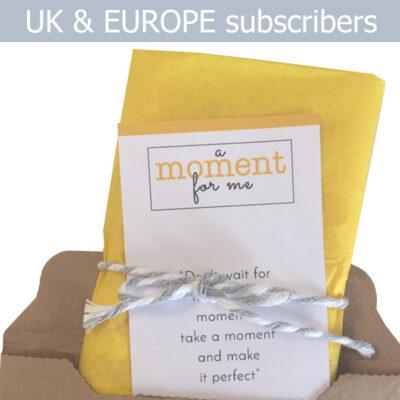 UK Chocolate Subscription