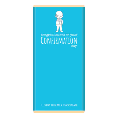 Confirmation Chocolate Bar