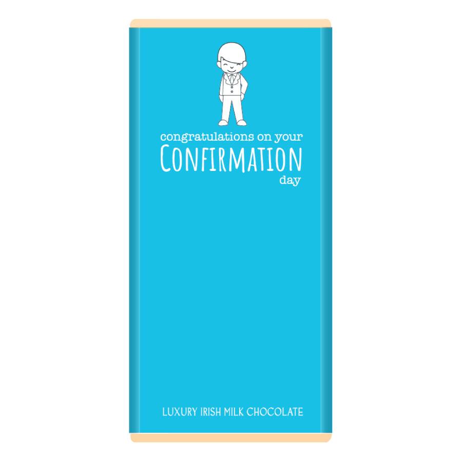 Confirmation Chocolate Bar
