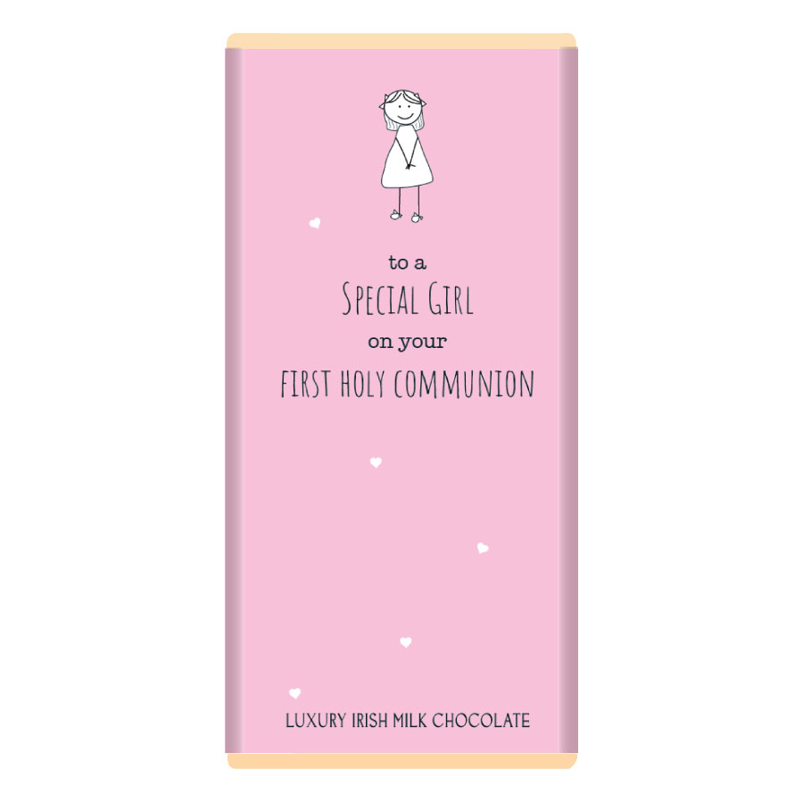 First Holy Communion Chocolate