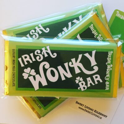 Irish Wonky Bars