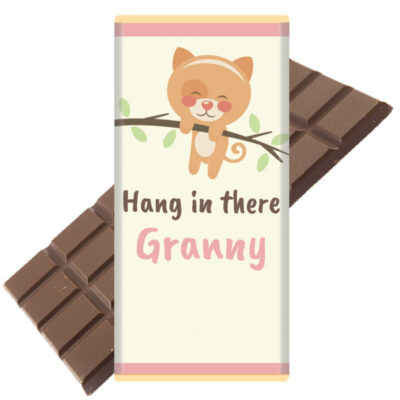Hang in there COVID19 Chocolate