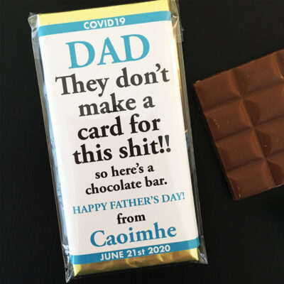 Fathers Day They don't make a card