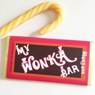 My Wonka Bar