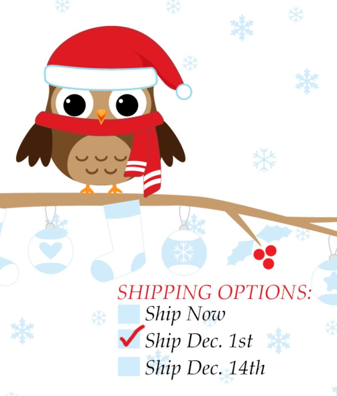 Shopnow for Christmas...