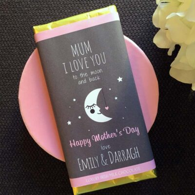 Mothers Day To the Moon and Back
