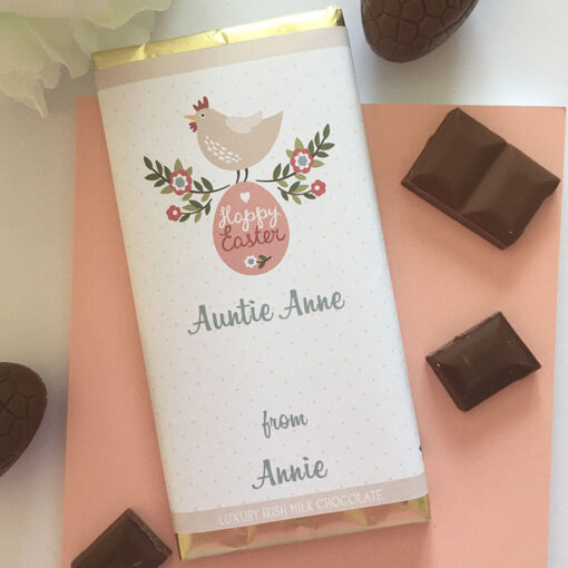 Easter Personalised Chocolate