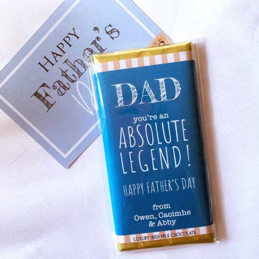 Absolute Legend Chocolate Bar