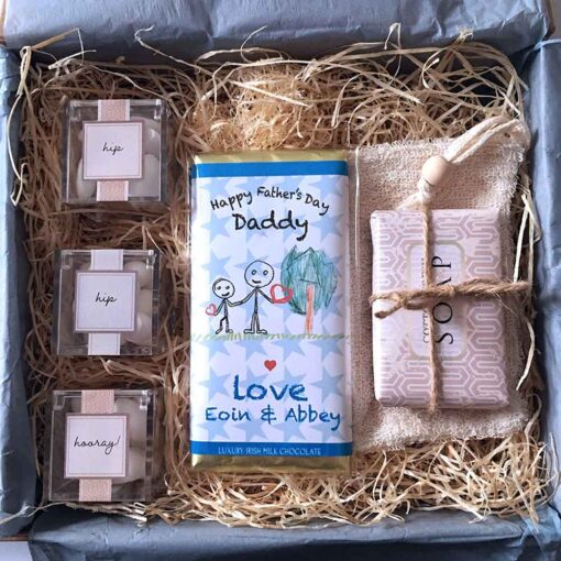 Father's Day Soap Gift Box