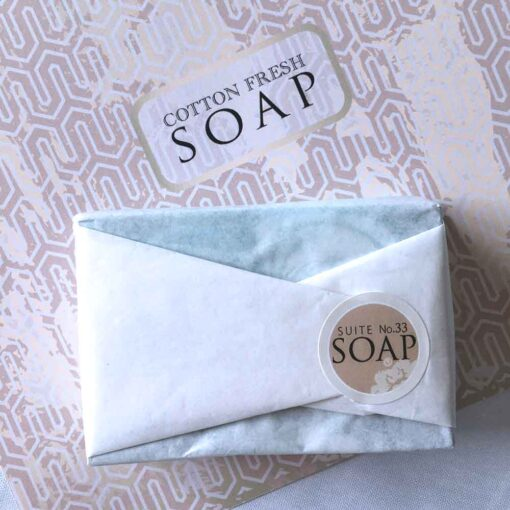 Soap Wrapped Father's Day Gift Box